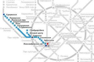 Филёвская линия метро